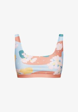 CAPARICA - Bikini top - multi-coloured