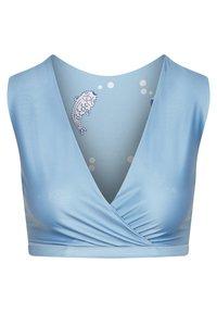 boochen - ENOSHIMA - Bikini top - light blue - 6