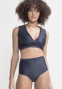 boochen - ENOSHIMA - Bikini top - dark blue - 1