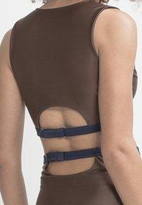 boochen - ENOSHIMA - Bikini top - dark blue - 4