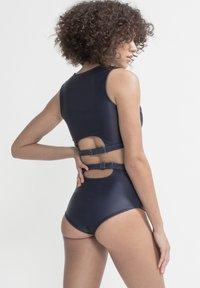 boochen - ENOSHIMA - Bikini top - dark blue - 2
