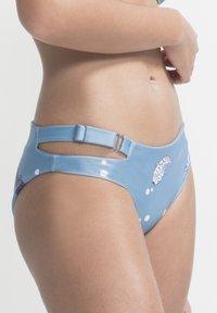 boochen - CAPARICA - Bikini bottoms - light blue - 4