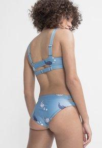 boochen - CAPARICA - Bikini bottoms - light blue - 3