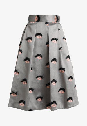 SASHENKA - A-line skirt - lash eye