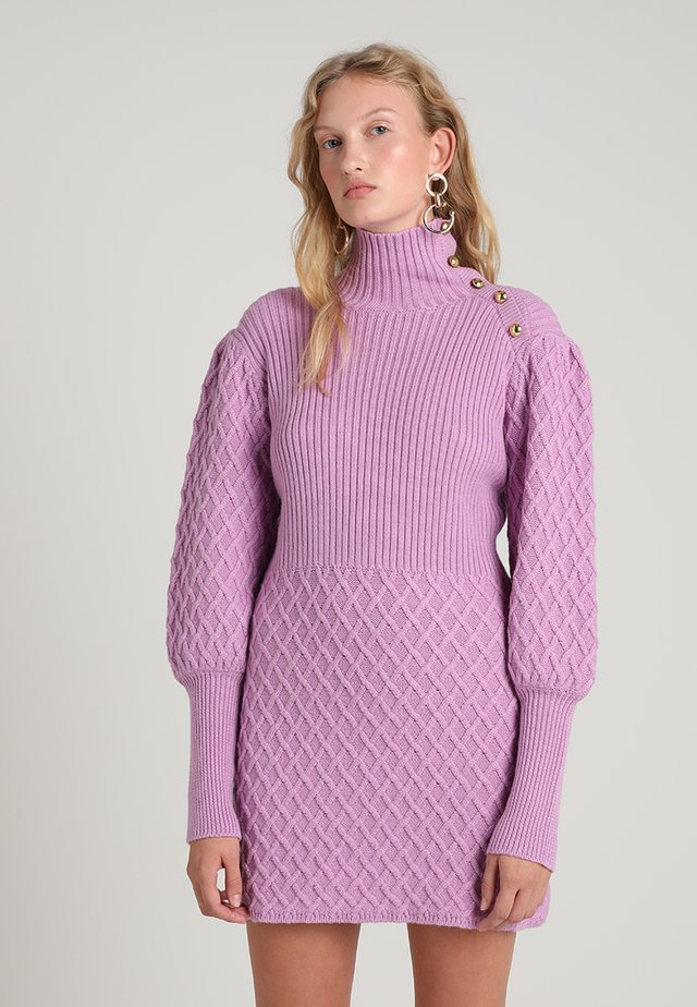 CIRCE - Jumper dress - violet tulle