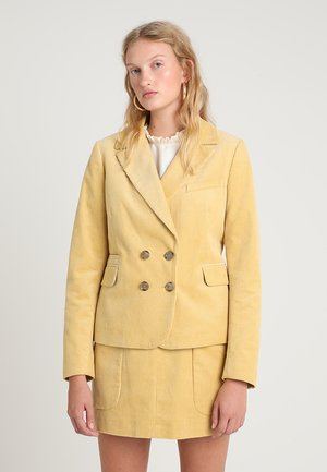 BRUNA - Blazer - raffia yellow