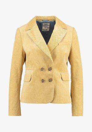 BRUNA - Blazer - raffia yellow