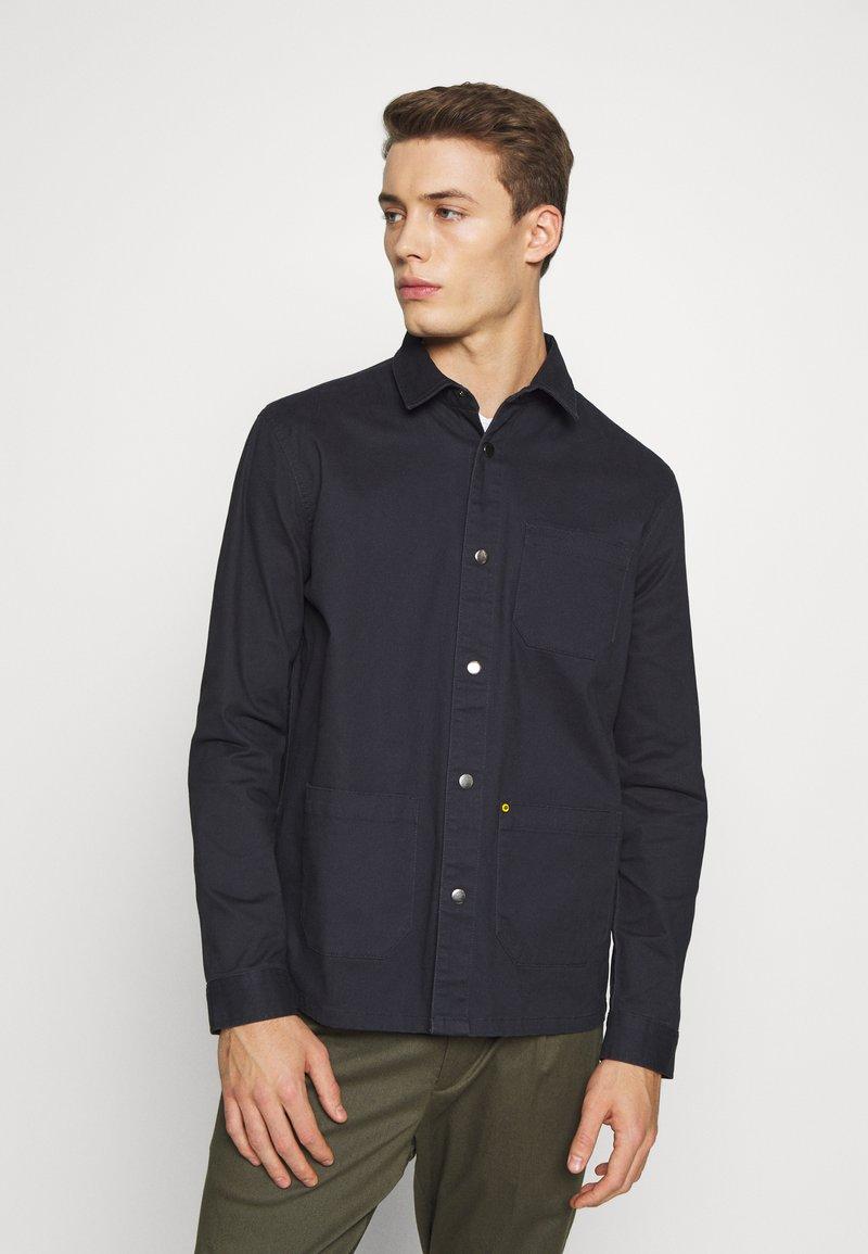Brooklyn Supply Co. - OVERSHIRT - Overhemd - navy