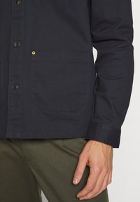 Brooklyn Supply Co. - OVERSHIRT - Overhemd - navy - 5