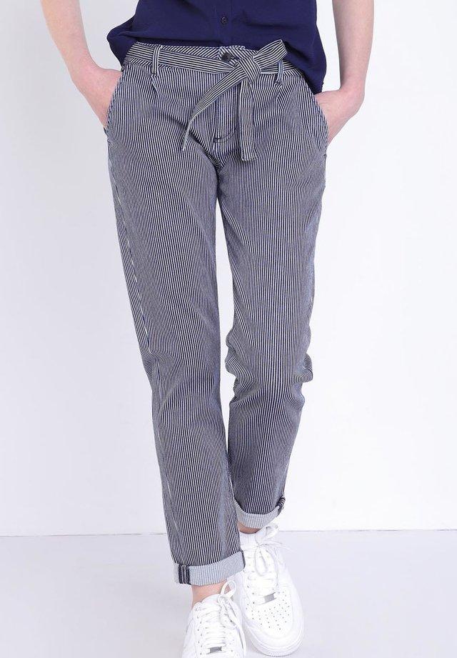 Pantalon classique - stone blue denim