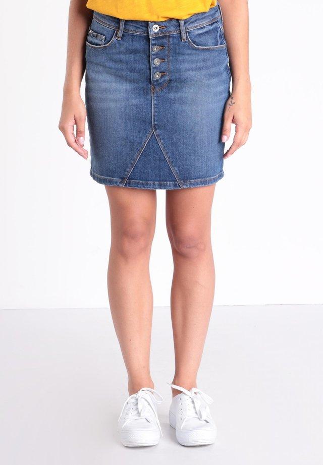 Jupe en jean - denim