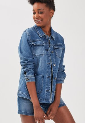 Denim jacket - denim stone