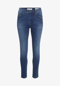 BONOBO Jeans - INSTINCT - Jeans Slim Fit - stone blue denim - 3