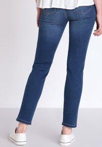 BONOBO Jeans - INSTINCT - Jeans Slim Fit - stone blue denim - 2