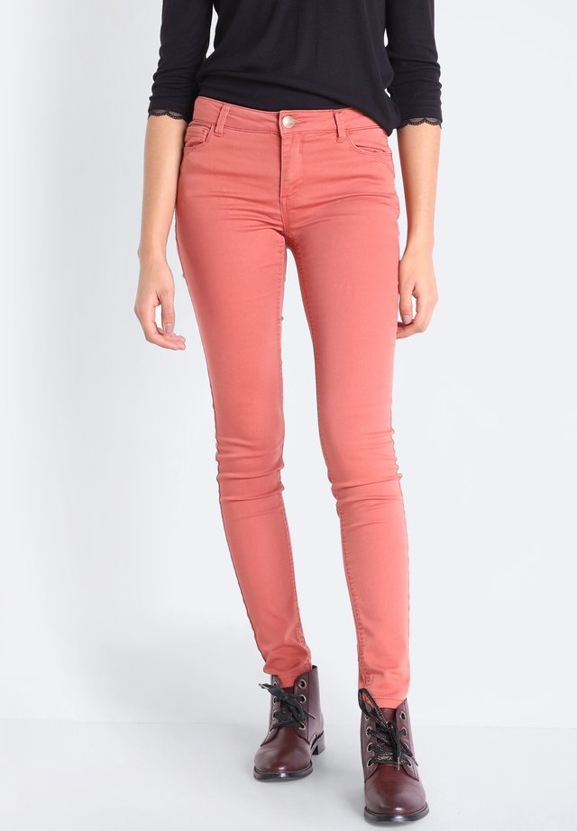 Jeans Skinny Fit - old pink
