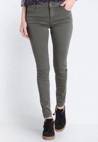 BONOBO Jeans - Jeans Skinny Fit - green - 0