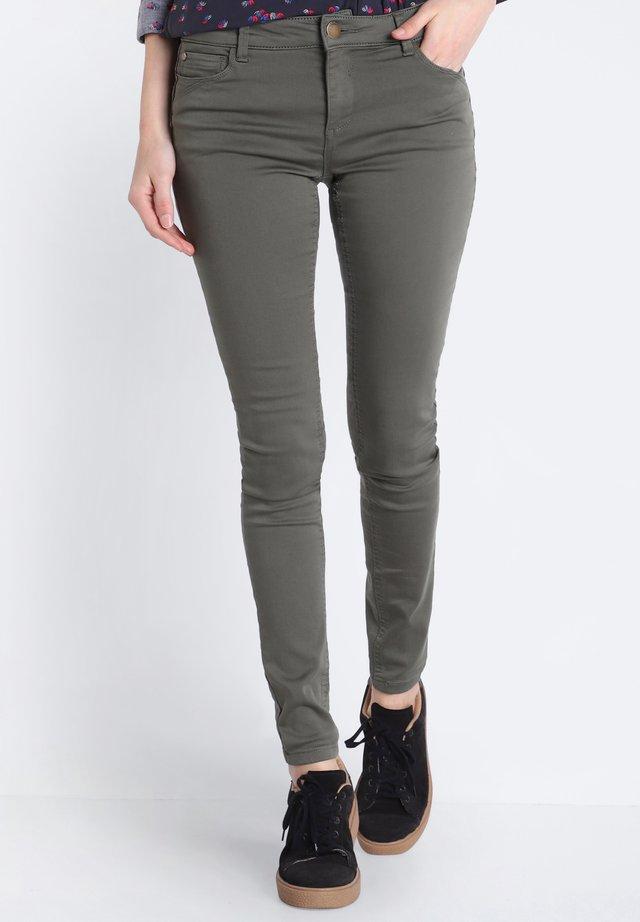 Jeans Skinny - green