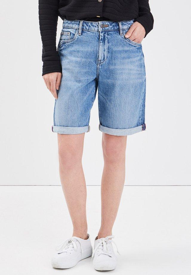 Short en jean - denim stone