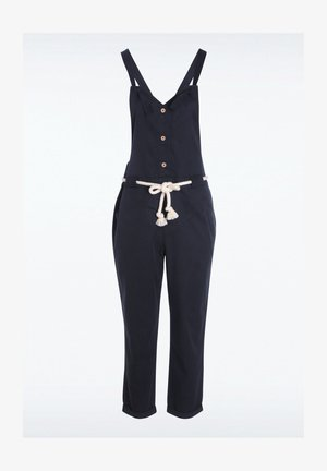 JEANS  OVERALLS - Dungarees - noir