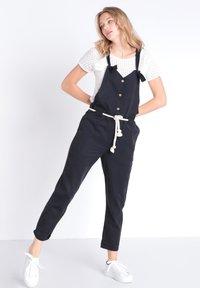 BONOBO Jeans - JEANS  OVERALLS - Tuinbroek - noir - 3