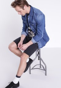 BONOBO Jeans - Chemise - stone blue denim - 3