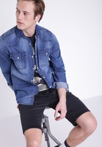 BONOBO Jeans - Chemise - stone blue denim - 2