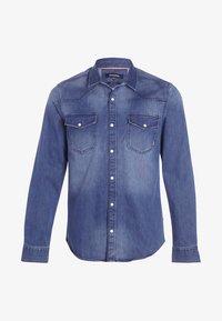 BONOBO Jeans - Chemise - stone blue denim - 4
