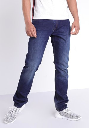 Jeans a sigaretta - raw denim