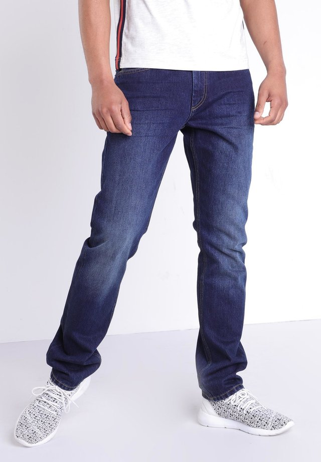 Jeans Straight Leg - raw denim