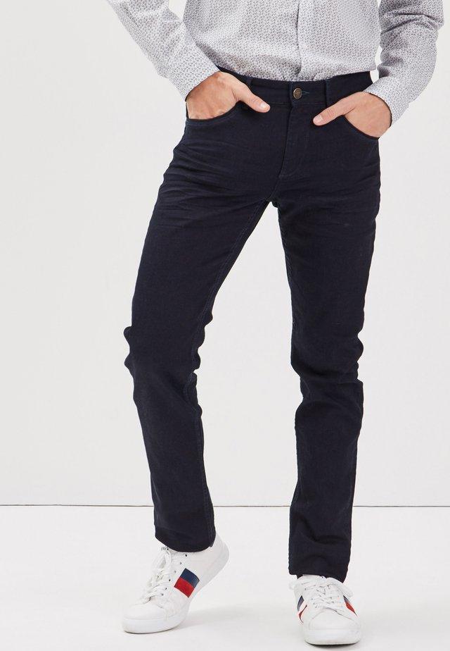 Slim fit jeans - denim brut