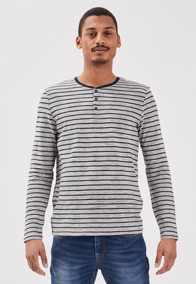 T-shirt à manches longues - ecru