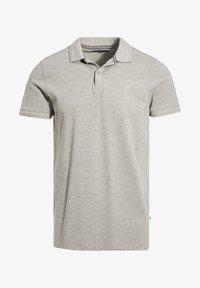 BONOBO Jeans - Poloshirt - gris foncé - 4