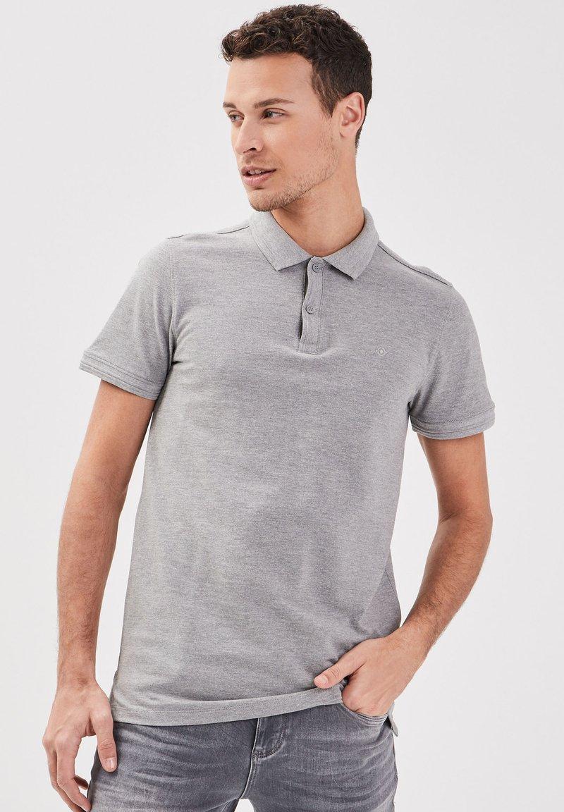 BONOBO Jeans - Poloshirt - gris foncé