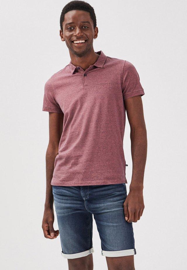 UMWELTBEWUSSTES - Poloshirt - rose