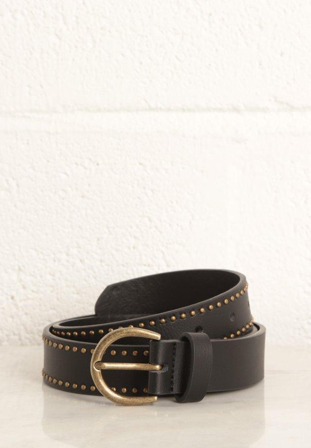 Belt - noir