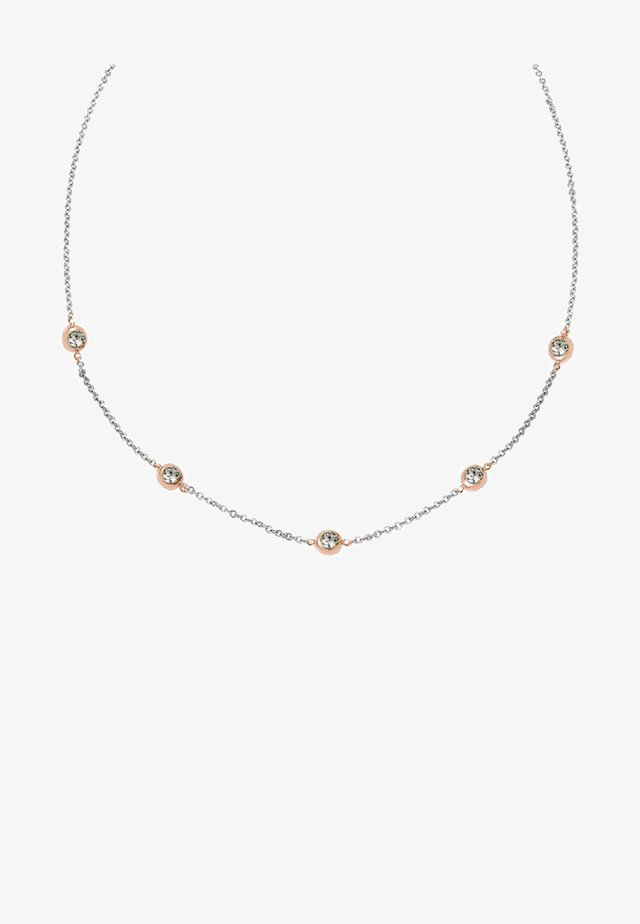 SUNLIGHT  - Necklace - silver-rose