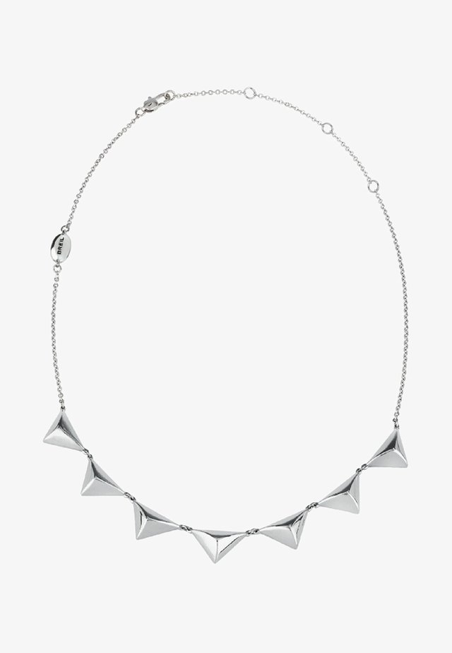 ROCKERS - Necklace - silver-coloured