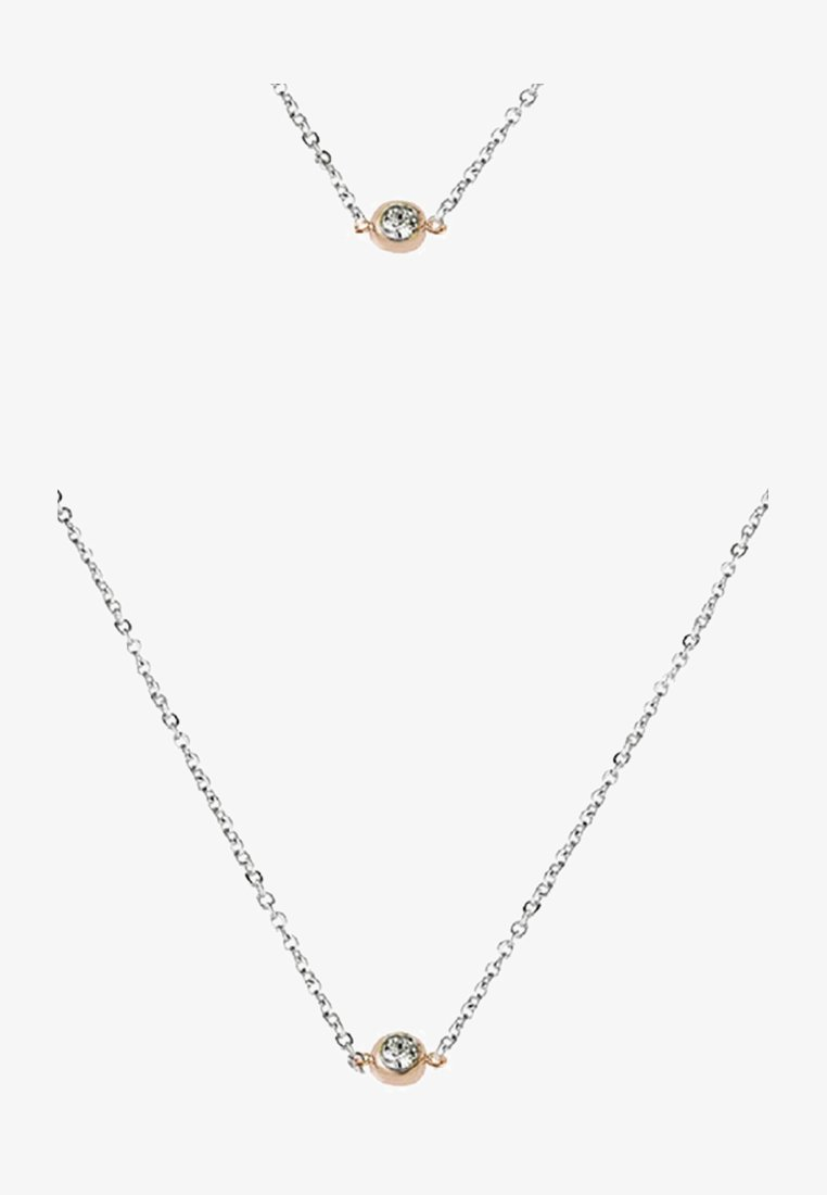Breil - SUNLIGHT  - Necklace - silver rose