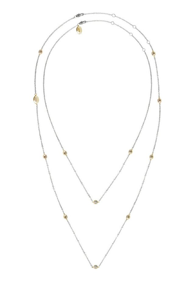 SUNLIGHT - Necklace - silver-gold