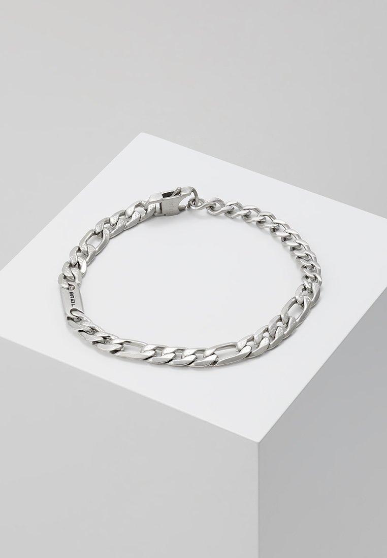 Breil - GROOVY BRACELET - Bracelet - silver-coloured