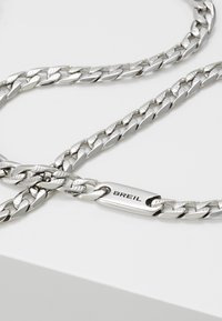 Breil - GROOVY NECKLACE - Collana - silver-coloured