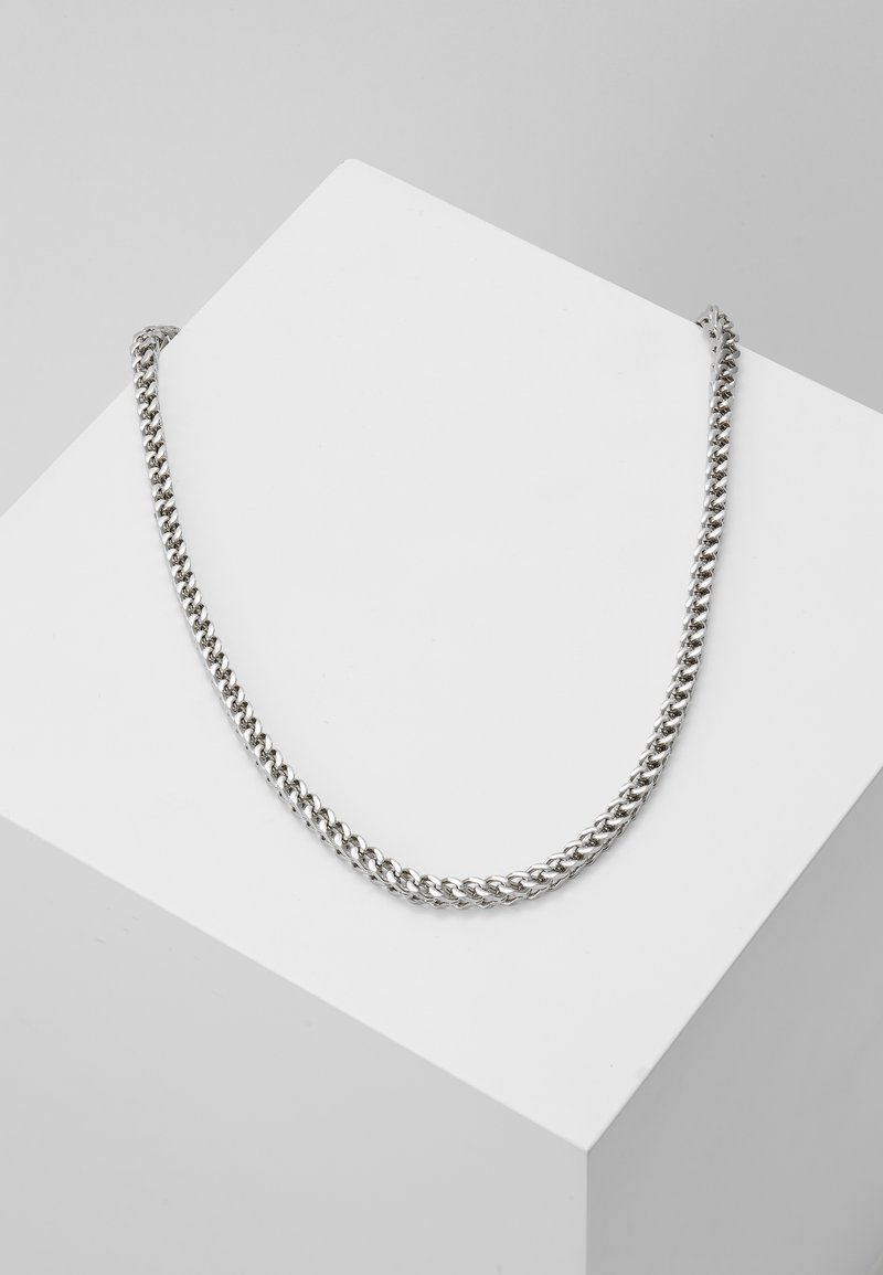 Breil - GROOVY NECKLACE - Smykke - silver-coloured