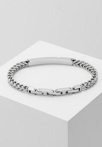 Breil - GROOVY BRACELET - Rannekoru - silver-coloured - 0