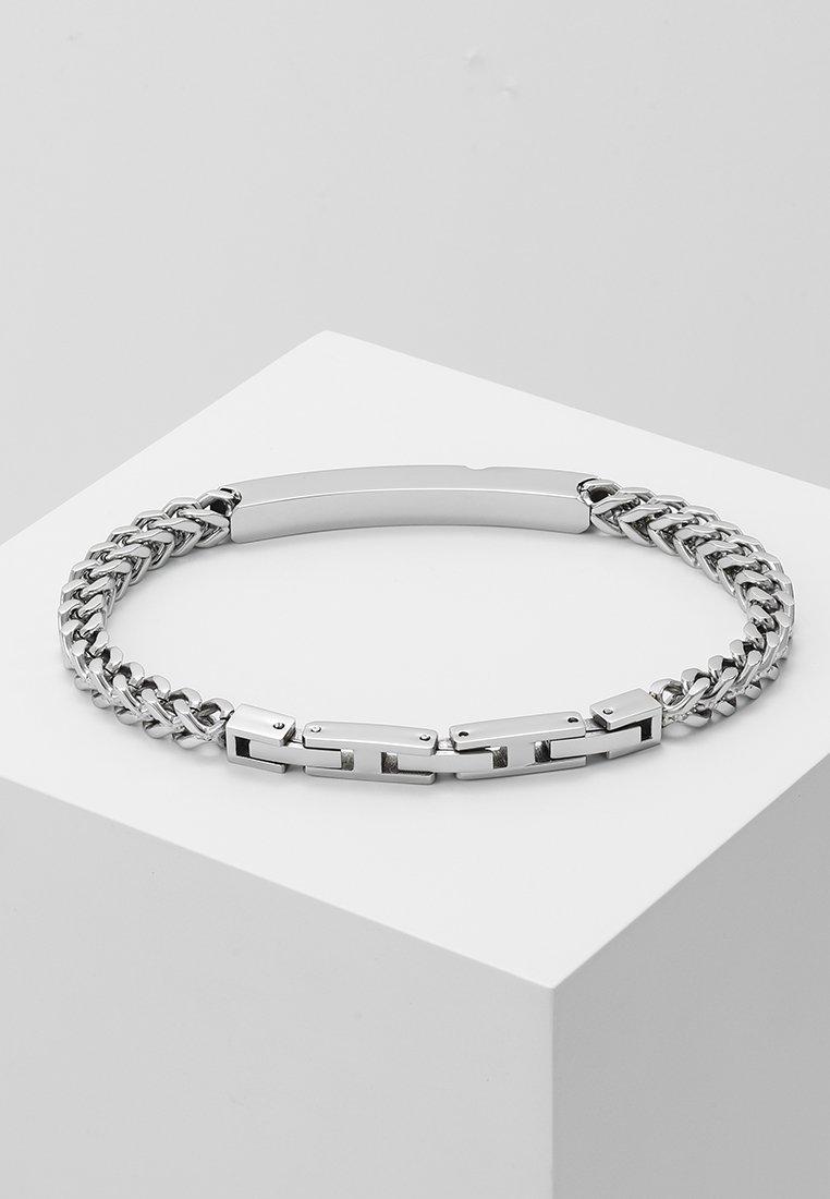 Breil - GROOVY BRACELET - Náramek - silver-coloured