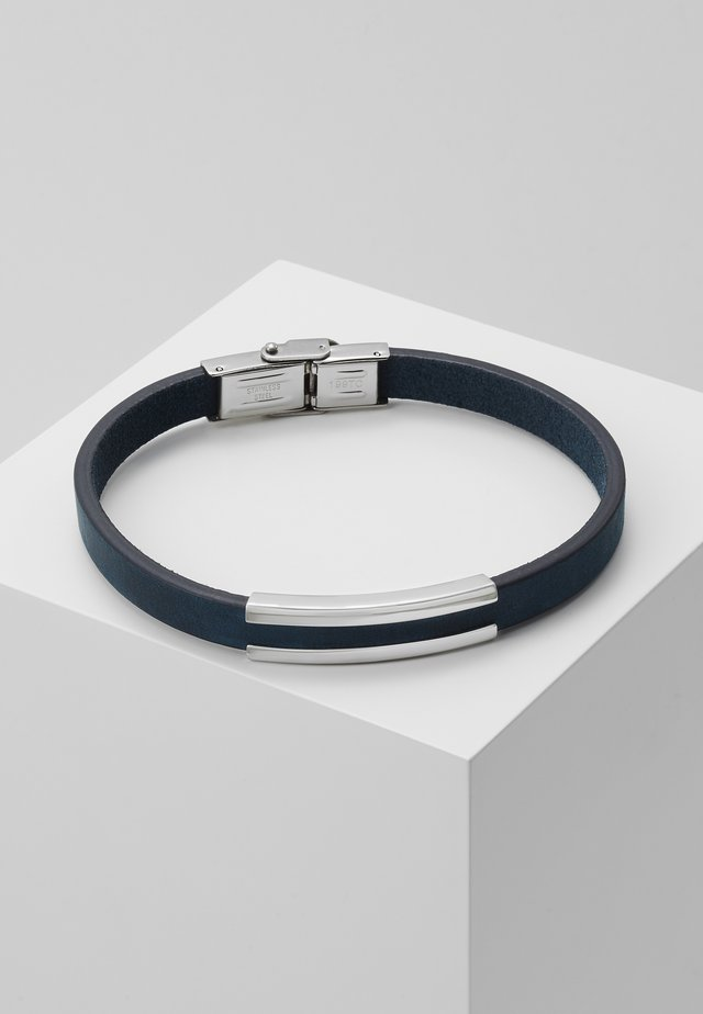 SNAP BRACELET - Bracelet - blue