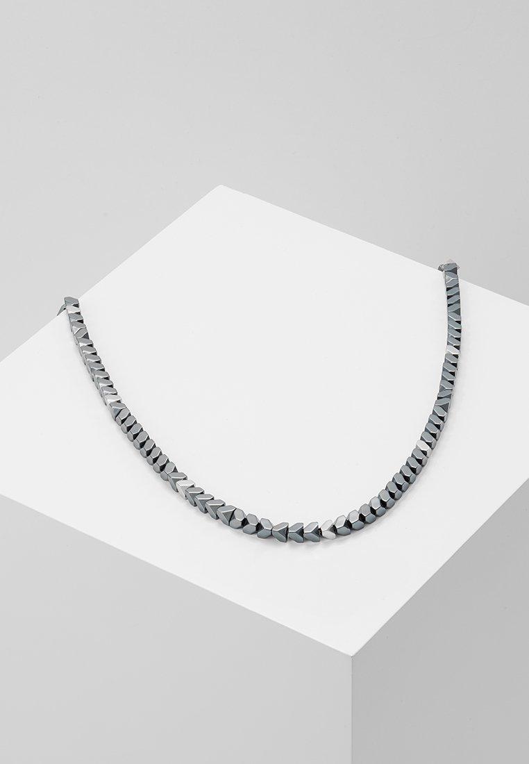 Breil - KRYPTON NECKLACE - Necklace - hematite