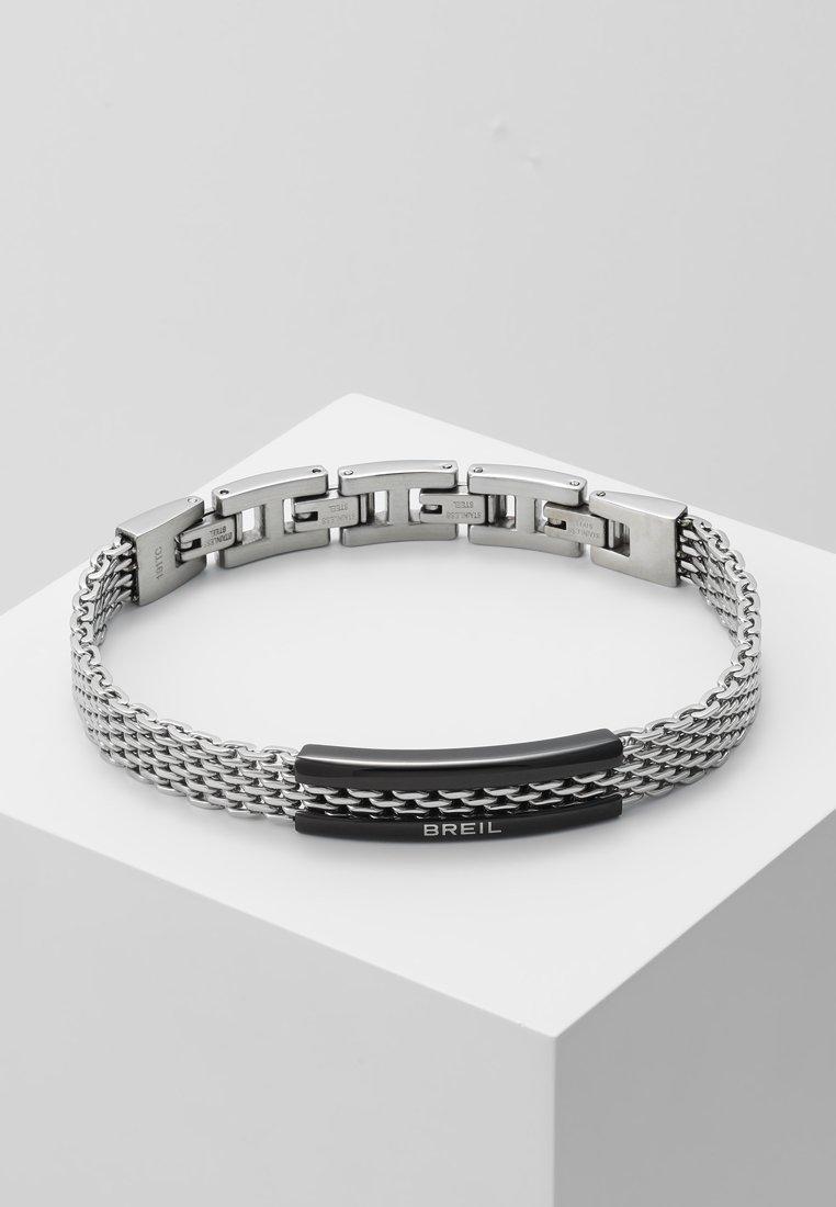 Breil - SNAP BRACELET - Bracelet - silver-coloured