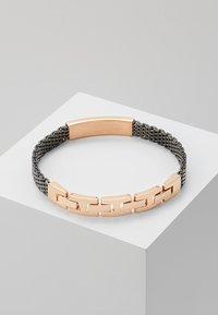 Breil - SNAP BRACELET - Bracelet - black - 2