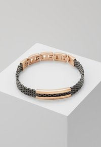 Breil - SNAP BRACELET - Armband - black - 0