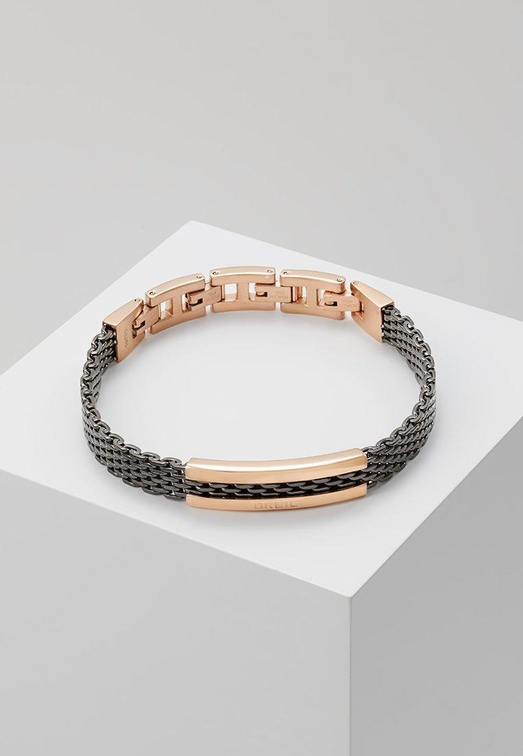 Breil - SNAP BRACELET - Bracelet - black